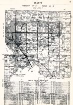 Sparta Township 1, Chippewa County 1955